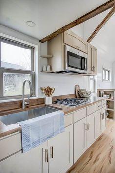 Kitchen Design Small House Stunning 12 Stunning Tiny House Kitchen Design Ideas R^ KITCHEN 8471 3