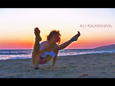75 min Interval Power vinyasa Yoga Hanstands Level 2-3 Class Calorie Burn off