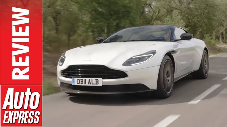 Aston Martin DB11 V8 review - is it better than the V12?