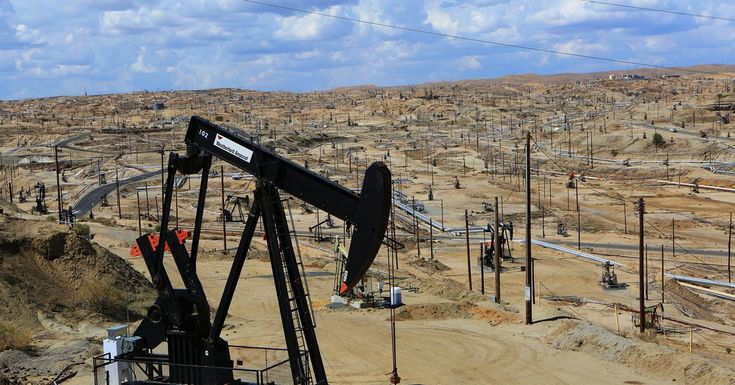 #MONSTASQUADD Nonfiction: The Oil and Gas Sector Is Changing — and So Is Geopolitics