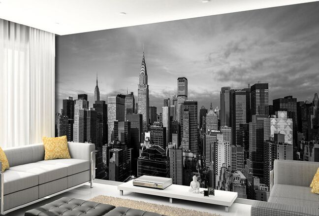 Cheap wallpaper room, Buy Quality wallpapers fitness directly from China wallpaper mural Suppliers: Custom photo wallpaper , New York city wall murals for the living room bedroom TV background wall waterproof papel de parede