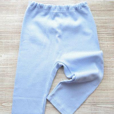 Энди. Студия детского трикотажа трикотаж, детская одежда, knit, knitwear, blue, babywear, babypants