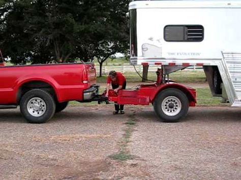 The Automated Safety Hitch   Trailer Hitch   Gooseneck Horse Trailers   5th Wheel RVs   Flatbed Goosenecks   Fifth Wheel