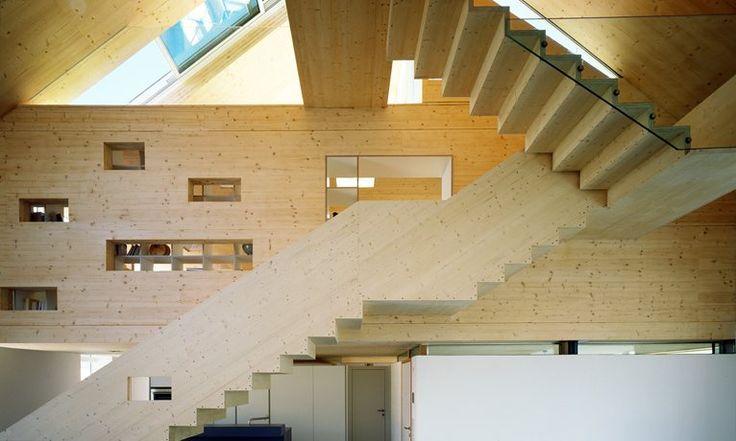 323 best dise o interior escaleras images on pinterest for Interior design innsbruck