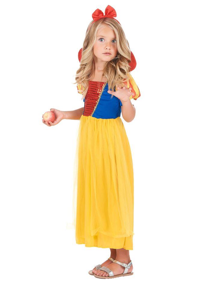 Prinsessen kostuum voor meisjes-1