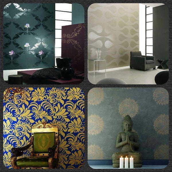 Обои Marburg #wallcoverings #wallpaper #marburg #обои #интерьерный_салон #идеал_интерьер #idealinterier #арбат #sale