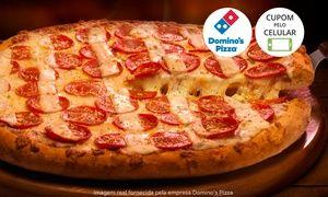 Groupon - Domino's Pizza – Vila Pompeia: 1, 2 ou 3 pizzas grandes em Campinas. Preço da oferta Groupon: R$22,90