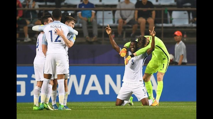 England 3 Italy 1: Three Lions reach Under-20 World Cup final