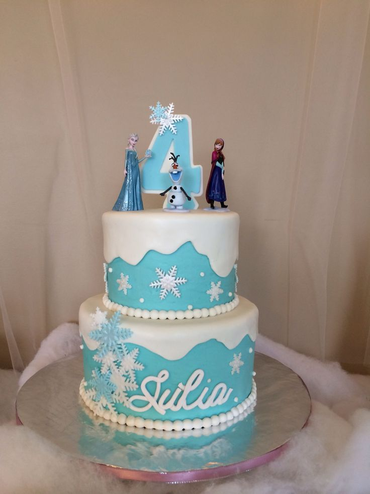 Disney Frozen Cake Creative Cakes By Robyn Frozen Cakes