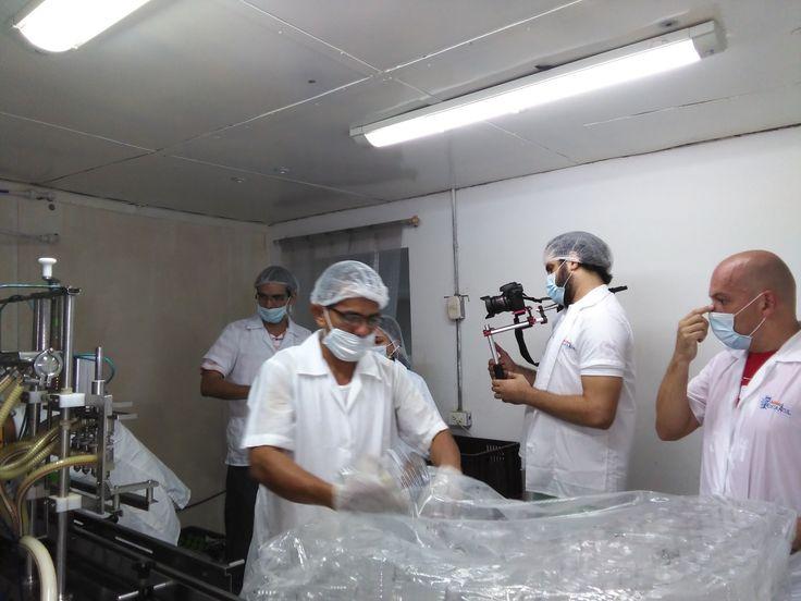 Capítulo Producción de Jugos Naturales, Primera temporada, Agro al Cien - Sabana Televisión