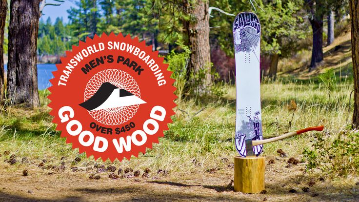 Salomon Villain Park Board PHOTO: Chris Wellhausen | Good Wood Snowboard Review 2012-2013 | TransWorld SNOWboarding