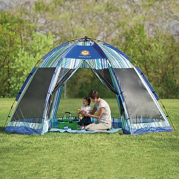 Sun Smarties Pop-up Cabana Sun Canopy Portable Beach Tent : pop up day tent - memphite.com