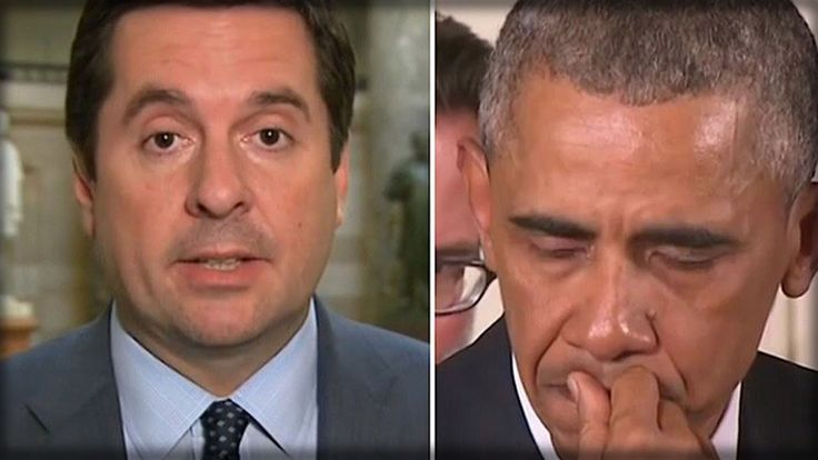 OBAMA SPY SCANDAL: NUNES JUST SAID FIVE WORDS THAT WILL ABSOLUTELY WRECK...Wait until you find out about the North Carolina Rogue CIA-NSA SUPER HIGH TECH Voyeuristic Zionist Luciferian Perverted Occult Organization that also works with Mr. Jihadi Muslim Brotherhood Zionist Boogie Man Obama/Soetoro & Zionist Hillary Clinton in unmasking rumors, lies personal & private information based on our continued violations of our 4th amendments Rights to Privacy for the purpose of Profit, Pleasure…