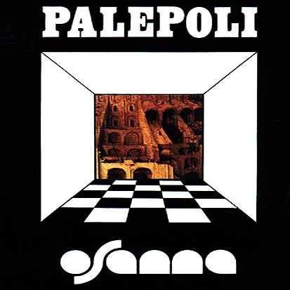 OsannaPalepoli  album cover