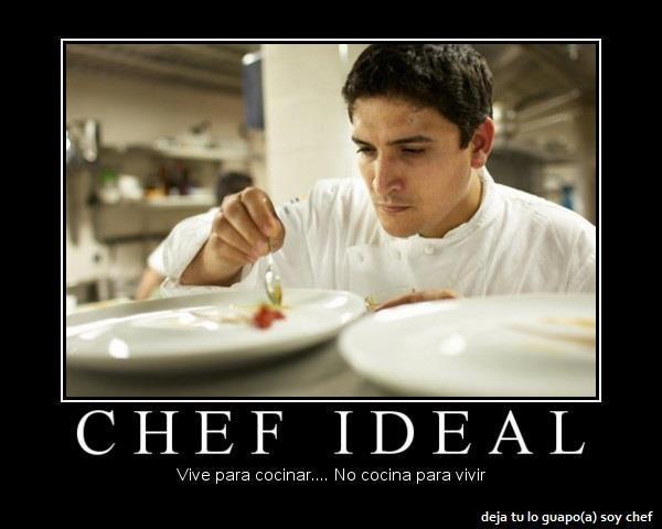 Deja Tu Lo Guapa Soy Chef