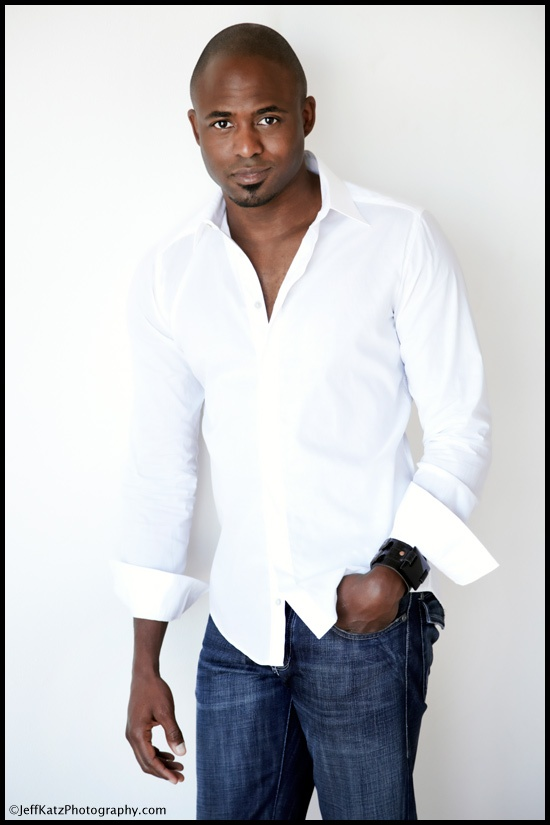 Wayne Brady - i would love to see him live!