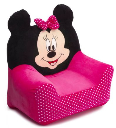 Delta Children Club Chair (Disney Minnie Mouse) - Holiday Gift Guide | Celeb Baby Laundry