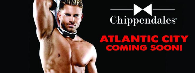 Chippendales in Atlantic City