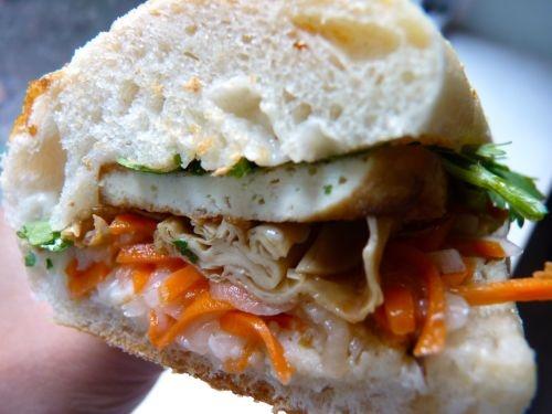 Bánh Mì with Lemongrass Ginger Tofu | food: vegan sandwiches ...