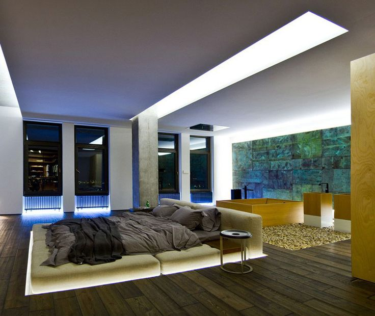 35 Best Images About Led Strip Lighting Ideas On Pinterest: 30 Best Led Strip Lighting Ideas Bedroom Images On