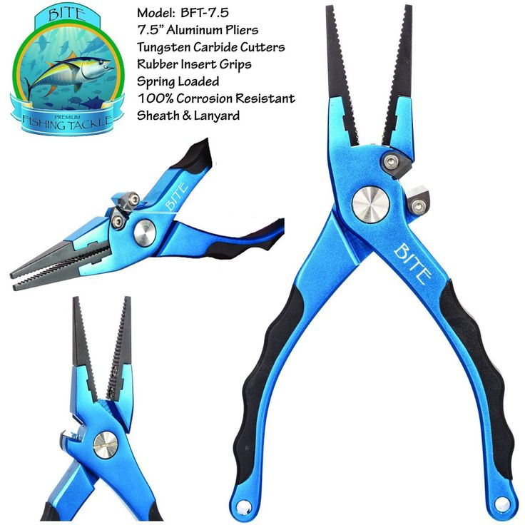 1244 best fishing tips images on pinterest fishing stuff for Best fishing pliers