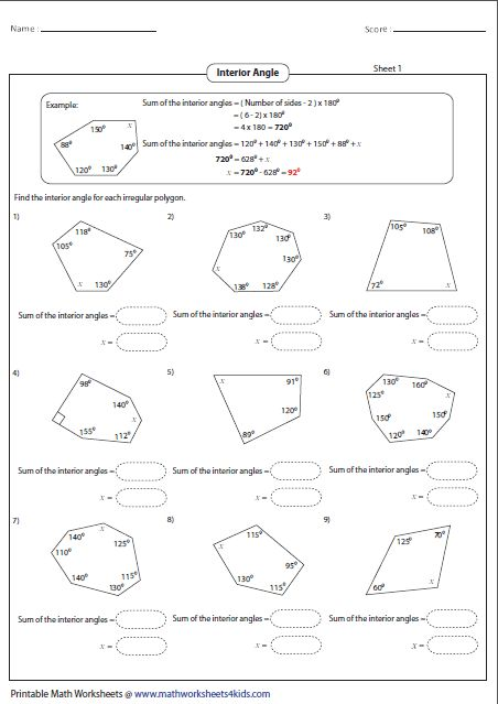 36 Best Geometry Worksheets Images On Pinterest Geometry Worksheets Geometry And Math Worksheets