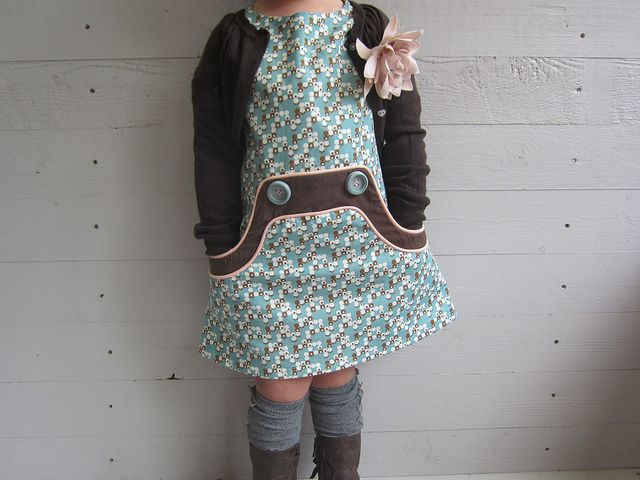 Compagnie-M_Louisa_dress_toertjes_pateekes_version1_2 by Compagnie M., via Flickr