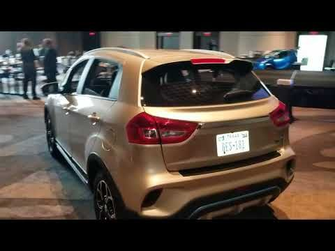 2019 Kandi Ex3 All Electric Suv 29 999 And You Get 7 500 Federal Tax Credit
