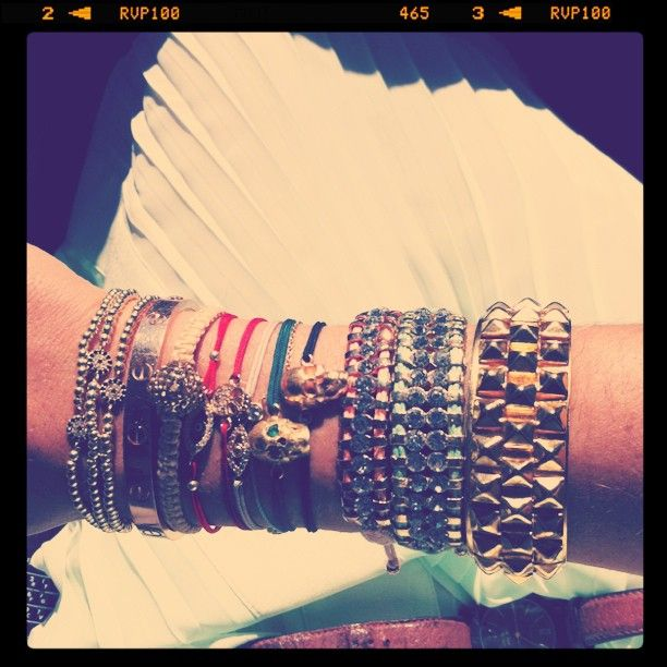 Shop Your Own Arm Party | Man Repeller
