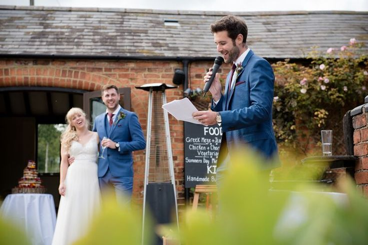 We welcome speeches outside, we even have a microphone! Image courtesy of Jesse Toksvig-Stewart. Dodmoor House.