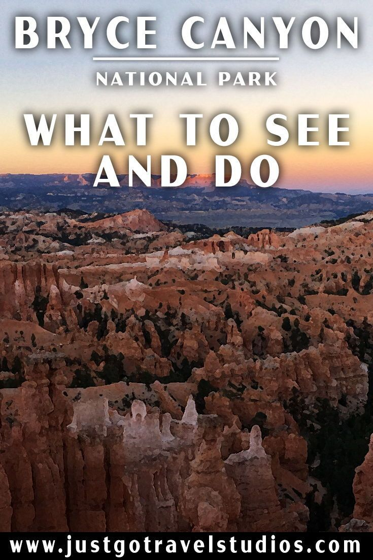 Just Go to Bryce Canyon National Park – 2 Days of Hiking, Riding and Breathtaking Views