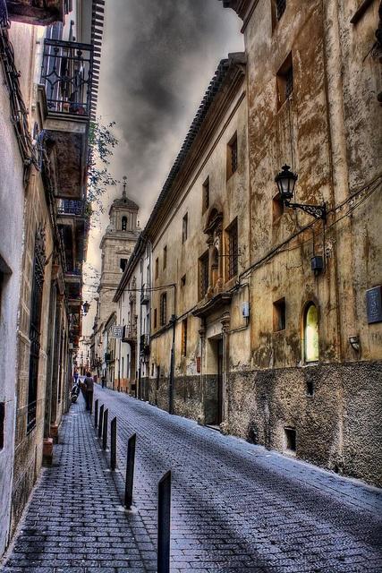 Calle de las monjas. #Caravaca. #Murcia