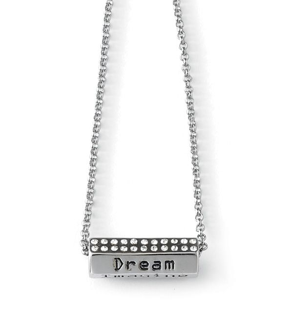 Roll WIth It Necklace by lia sophia.