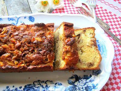 Stacey Snacks: Apple Cinnamon Streusel Loaf