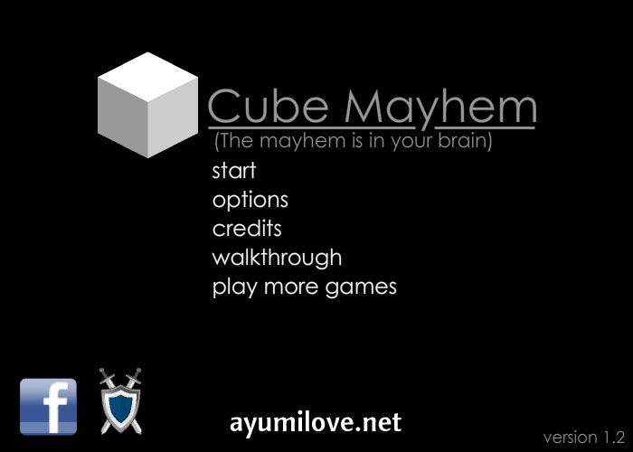 Cube Mayhem Walkthrough Guide http://ayumilove.net/cube-mayhem-walkthrough-guide/