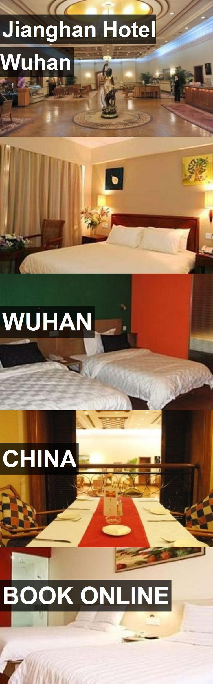 Hotel Jianghan Hotel Wuhan in Wuhan, China. For more information, photos, reviews and best prices please follow the link. #China #Wuhan #JianghanHotelWuhan #hotel #travel #vacation