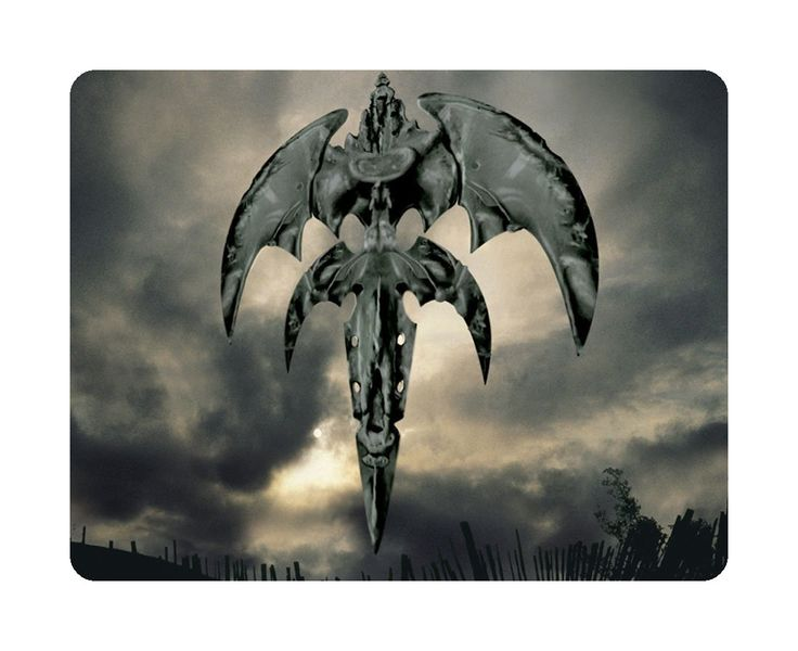Awesome Music Mouse Pad Queensryche