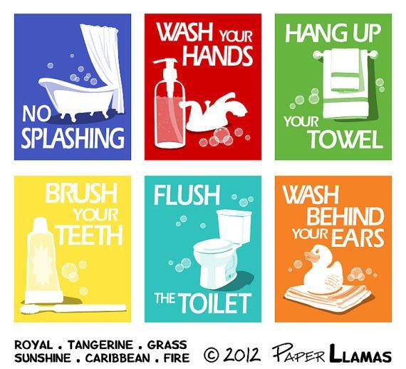 Bathroom Signs Brush Your Teeth 26 best ipac images on pinterest | nursing schools, kid bathrooms