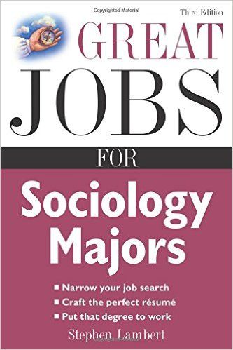 Anyone with Sociology college major experience please help?