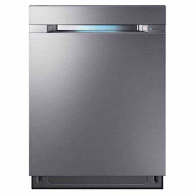 "Samsung ENERGY STAR® 24"" Waterwall™ Dishwasher with Third Rack"