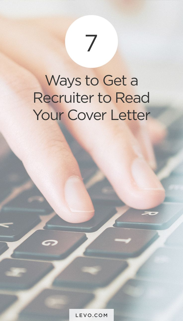 7 Ways to Get a Recruiter to