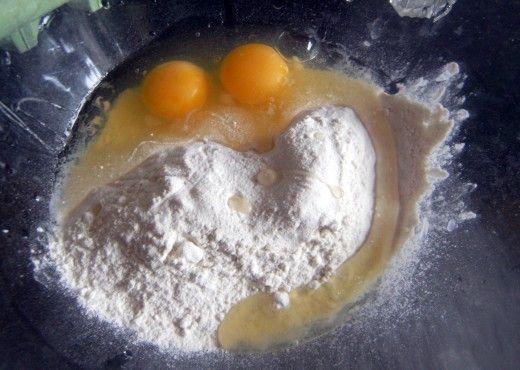 Easy chicken batter mix recipe