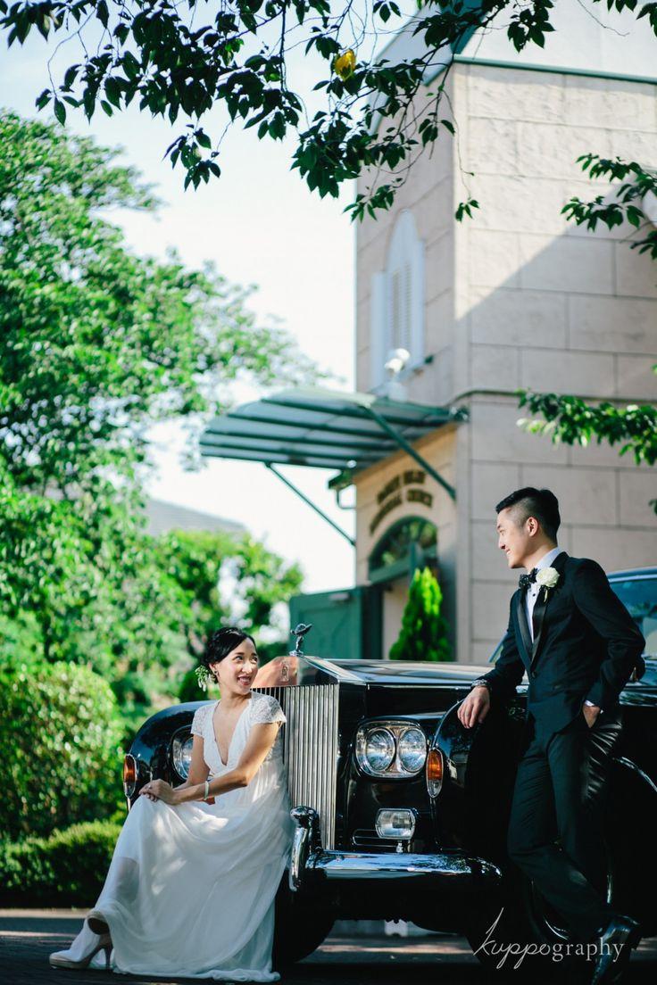 横浜・山手の一軒家での結婚式写真 | クッポグラフィーのウェディングブログ