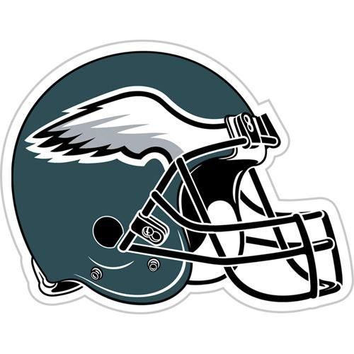 Philadelphia Eagles NFL 12 Vinyl Magnet