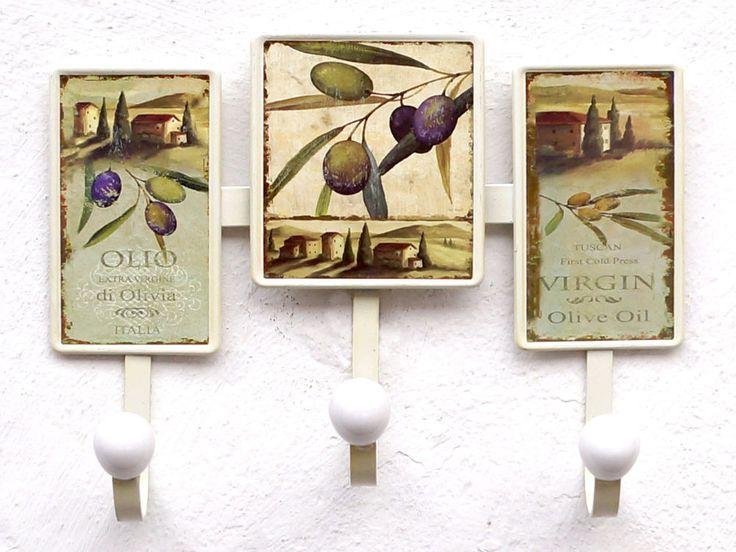 Die besten 25+ Küche deko mediterran Ideen auf Pinterest | Vintage ... | {Deko für küche 42}