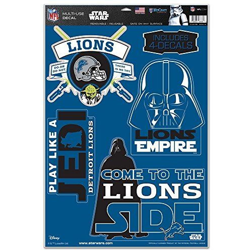 Detroit Lions Super Bowl Poster