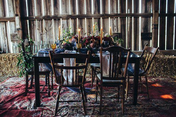 Kinfolk meets Dutch still life wedding | Rustic wedding | 100 Layer Cake