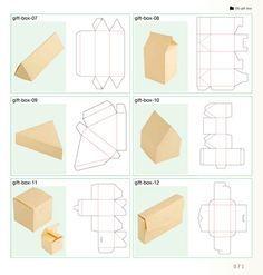 cardboard boxes by Lama Abu Amara
