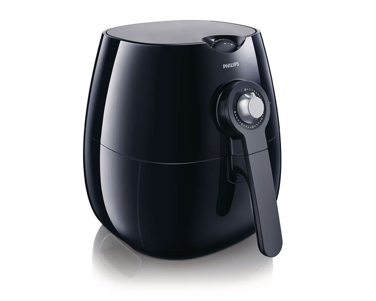 Philips Hd9220/26 Airfryer With Rapid Air Technology,Black(1.8Lbcooking Capacity