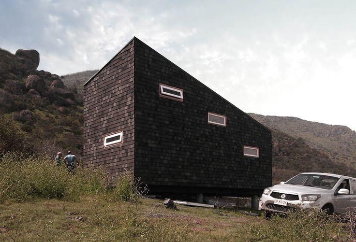 Casa Furman – Lampa  Diseñada por www.espiralarquitectos.com